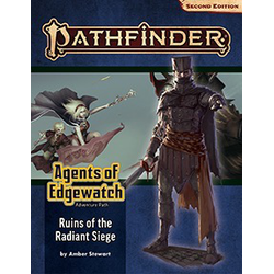 Pathfinder Adventure Path: Ruins of the Radiant Siege (Agents of Edgewatch 6)