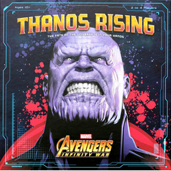 Thanos Rising: Infinity War