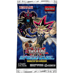 Yu-Gi-Oh! TCG: Speed Duel: Trials of the Kingdom Booster