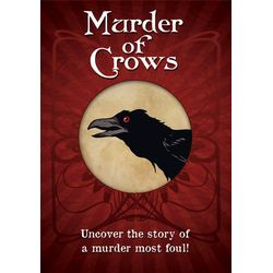 Murder of Crows 1st Ed