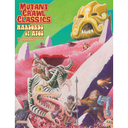 Mutant Crawl Classics: Warlords of ATOZ