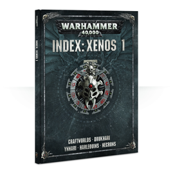 Warhammer 40K Index: Xenos 1