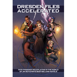 The Dresden Files RPG: Accelerated