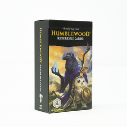 Humblewood: Reference Cards