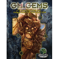 GM Gems: A Tome of Inspiration for Fantasy Game Masters