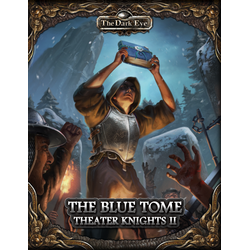The Dark Eye: The Blue Tome