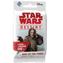 Star Wars: Destiny: Way of the Force Booster Pack