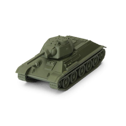 World of Tanks Miniature Game Expansion: Soviet - T-34