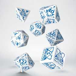 Pathfinder Dice Set: Reign of Winter