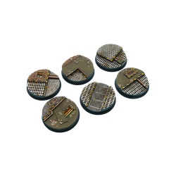 Tech Bases, Round 40mm (2)