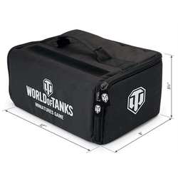 World of Tanks Miniature Game: Garage (Carrying Case)