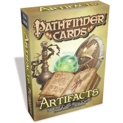 GameMastery Item Cards: Artifacts