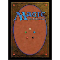 Ultra Pro Deck Protector Sleeves Matte Classic Magic Card Back (100)