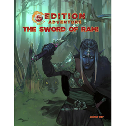 5th Ed Adventures: The Sword of Rami