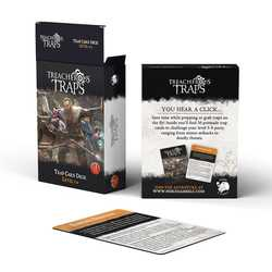 Nord Games: Treacherous Traps - Trap Card Deck CR 5-8