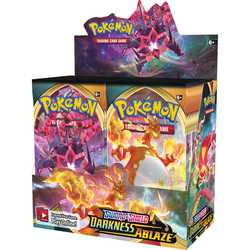 Pokemon TCG: Sword & Shield - Darkness Ablaze Booster Display (36 boosters)