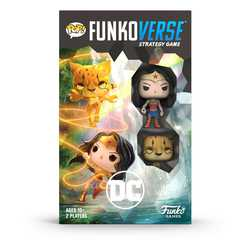 Funkoverse Strategy Game: DC 2-Pack 102 (eng. regler)