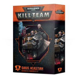 Kill Team: Commander Gaius Acastian