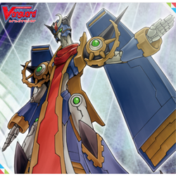 Cardfight!! Vanguard: Trial Deck - Chronojet