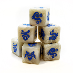 SAGA: Age of Magic - Magic Dice