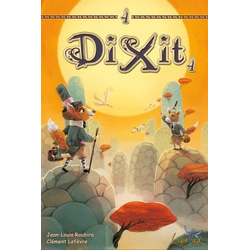 Dixit: Origins - expansion 4 (sv. & eng. regler)