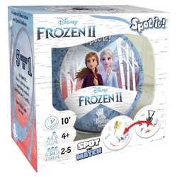Dobble / Spot It! - Frozen (Sv. Regler)