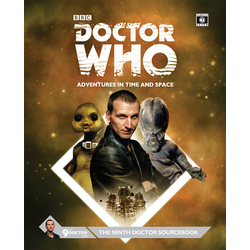 Doctor Who: The Ninth Doctor Sourcebook