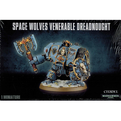 Space Wolves Venerable Dreadnought / Bjorn The Fell-Handed