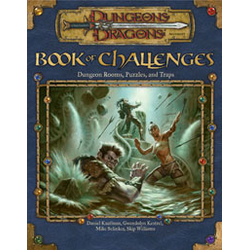 D&D 3.0: Book of Challenges