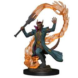 Icons of the Realms Premium Figures: Tiefling Male Sorcerer