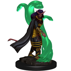 Icons of the Realms Premium Figures: Tiefling Female Sorcerer