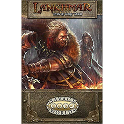 Lankhmar: GM Screen with Eyes of Goro'Mosh (Savage Worlds)