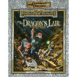 D&D 3.0: Into the Dragon's Lair