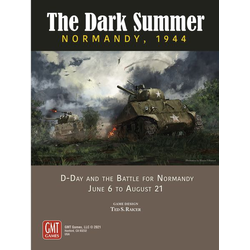 The Dark Summer: Normandy 1944