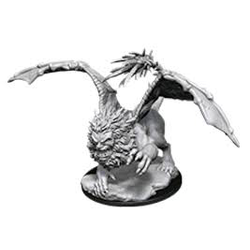 Nolzur's Marvelous Miniatures (unpainted): Manticore