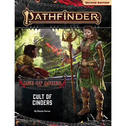 Pathfinder Adventure Path: Cult of Cinders (Age of Ashes 2)