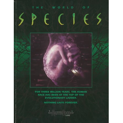 MasterBook: The World of Species (Begagnad)