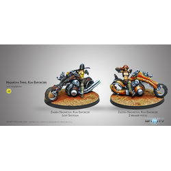 Haqqislam - The Nazarova Twins, Kum Enforcers (box of 2)