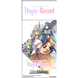 Weiβ Schwarz: Trial Deck+ TV Anime Magia Record: Puella Magi Madoka Magica Side Story