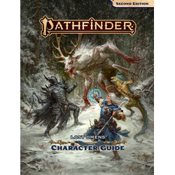 Pathfinder RPG: Lost Omens Character Guide
