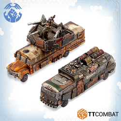 Resistance Battle / Remote Bomb Busses