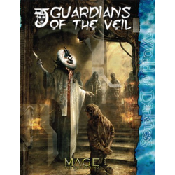 Mage: The Awakening: Guardians of the Veil, Inbunden