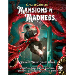 Call of Cthulhu: Mansions of Madness Vol. 1 - Behind Closed Doors