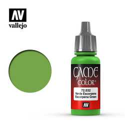 Vallejo Game Color: Scorpy Green