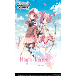 Weiβ Schwarz: Magia Record Booster Pack