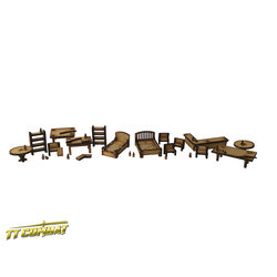 TTCombat: Furniture Pack