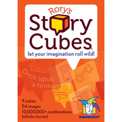 Rory's Story Cubes: Classic (eng. regler)