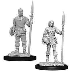 Pathfinder Deep Cuts (unpainted): Guards