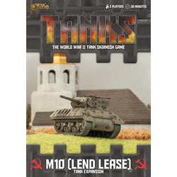 TANKS: Soviet M10 (Lend Lease)