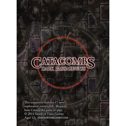 Catacombs (2nd ed): Dark Passageways